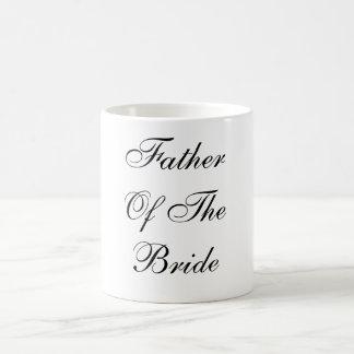 FatherOf TheBride Basic White Mug