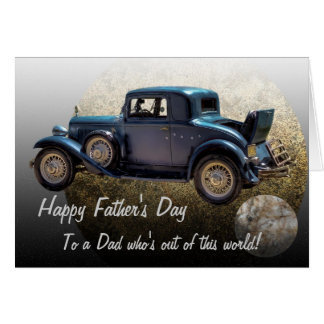 FATHER'S DAY #1 CARD