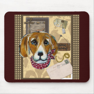 FATHER'S DAY BEAGLE MOUSEPADS