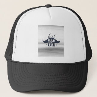 Father's day, Best dad ever, Gift for dad, for him Trucker Hat