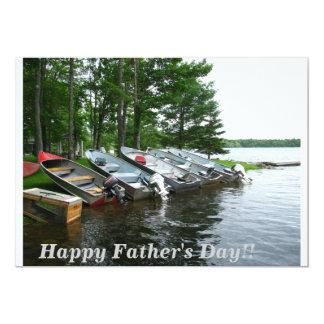 Father's Day Card 13 Cm X 18 Cm Invitation Card