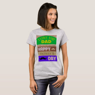 Father's Day Celebrate T-Shirt