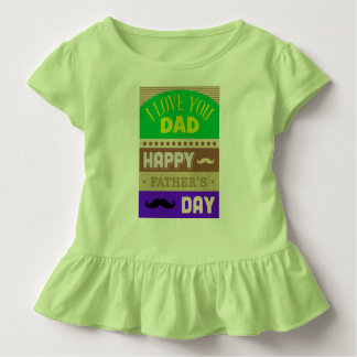 Father's Day Celebrate Toddler T-Shirt