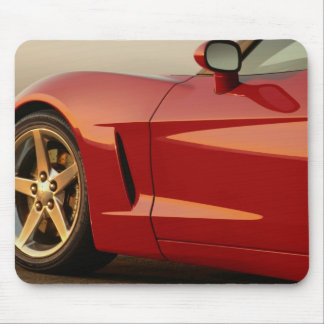 Father's Day Corvette Mouse Pad