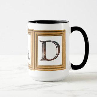 Father's Day Dad coffee mug