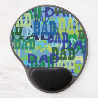 Father's Day Dad Gel Mousepad