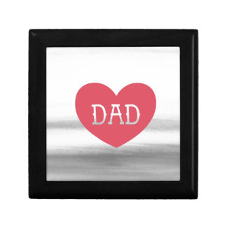 Father's day Dad, super dad, Best dad, Gift Box