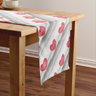 Father's day Dad, super dad, Best dad, Short Table Runner