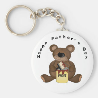 Father's Day DIY Bear Keychain