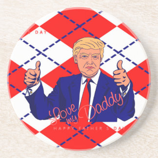 fathers day donald trump coaster