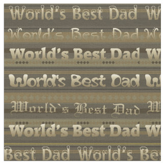 Father's Day Fabric