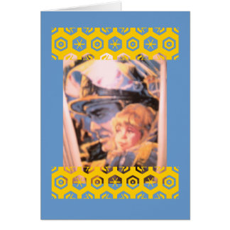 Father's Day-Fireman Greeting Card