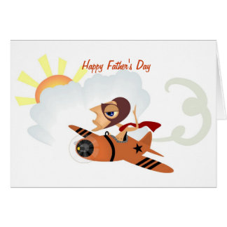 Father's Day Flight Card
