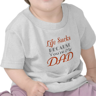 Father's Day funny statement Tee Shirts