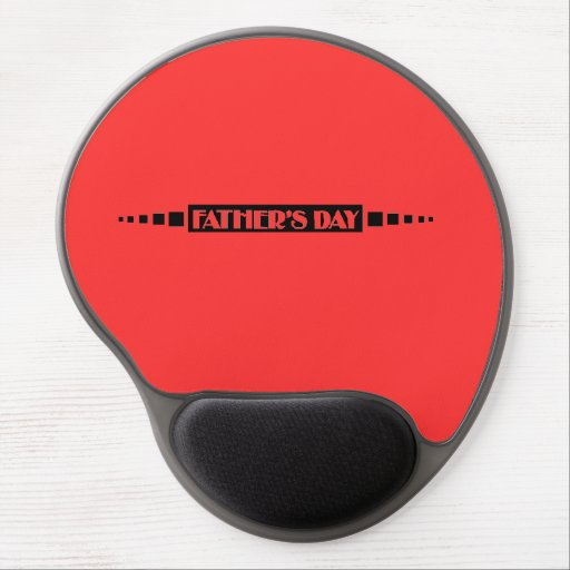 Fathers Day - Gel Mousepad
