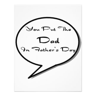 Father's Day Announcements