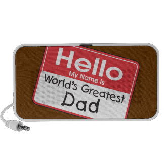 Father's Day iPad iPhone Speaker
