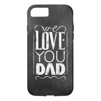 Father's Day iPhone Case