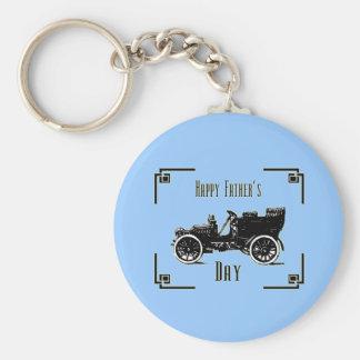 Fathers Day Keychain