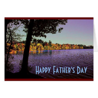 Father's Day (Maine) Card
