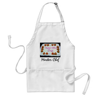 Father's Day Master Chef Standard Apron