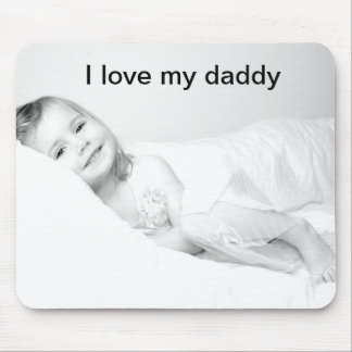fathers day mouse pad