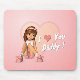 Fathers Day Sadie Mousepad