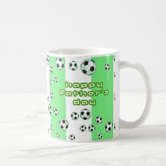 Father's Day Soccer Mug