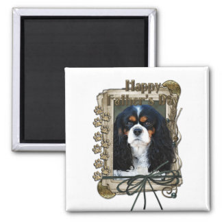 Fathers Day - Stone Paws - Cavalier Magnets