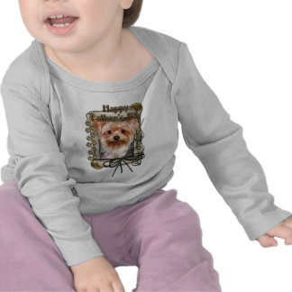 Fathers Day - Stone Paws - Yorkshire Terrier Shirts