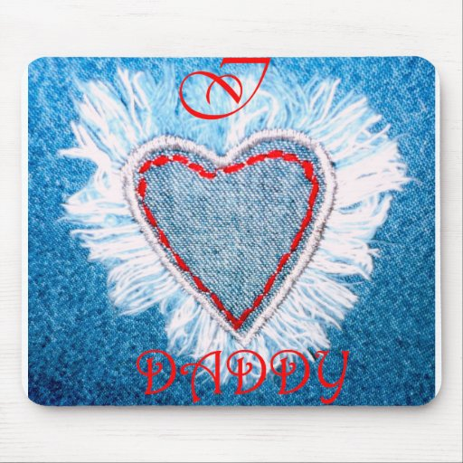 Father's Love Mouse Pad