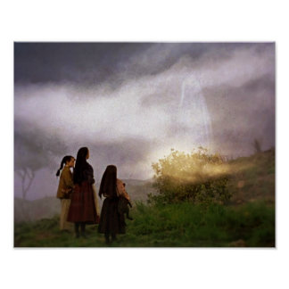 FATIMA APPARITION POSTER