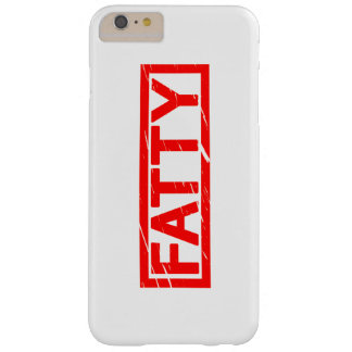 Fatty Stamp Barely There iPhone 6 Plus Case