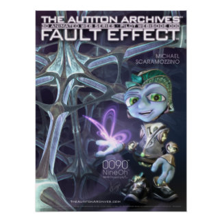 Fault Effect™ 0090™ Film Poster Print