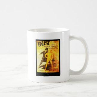 Faust Restored Adaptation Coffee Mug