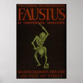Faustus Poster