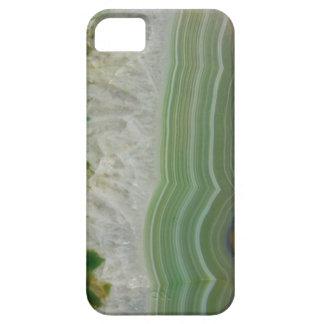 Faux agate quartz geode gemstone slice photo trend iPhone 5 covers
