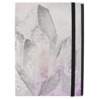 "*~* Faux Amethyst Crystal Healing Energy Chakra iPad Pro 12.9"" Case"