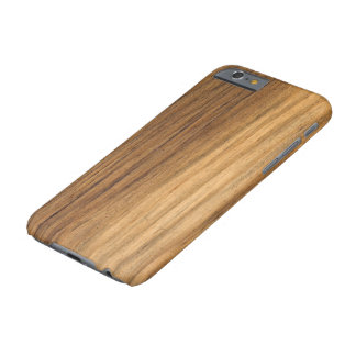 Faux Barn Wood Barely There iPhone 6 Case