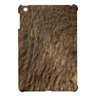 Faux Bear Fur iPad Mini Case