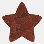 Faux Brick Chips Sticker