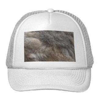 Faux Cat Fur look Cap