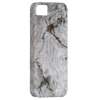 Faux Cracked Driftwood iPhone 5 Cases