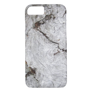 Faux Cracked Driftwood iPhone 7 Case