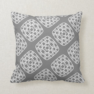 Faux Cro Accent pillow