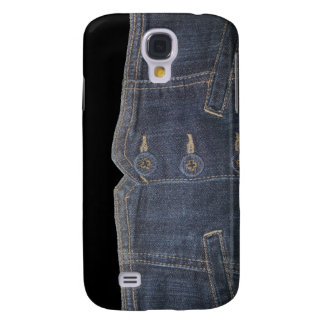 Faux Denim Pouch - Fashion iPhone Cases Samsung Galaxy S4 Case