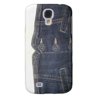 Faux Denim Pouch - Fashion iPhone Cases Samsung Galaxy S4 Cover