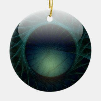 faux gloss jewel ornament