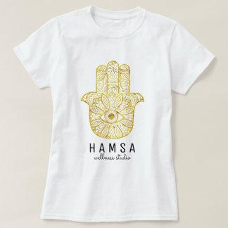 Faux Gold Hamsa Shirt