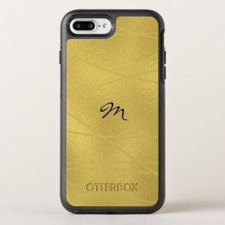 Faux Gold OtterBox Apple iPhone 7 Plus Symmetry OtterBox Symmetry iPhone 7 Plus Case